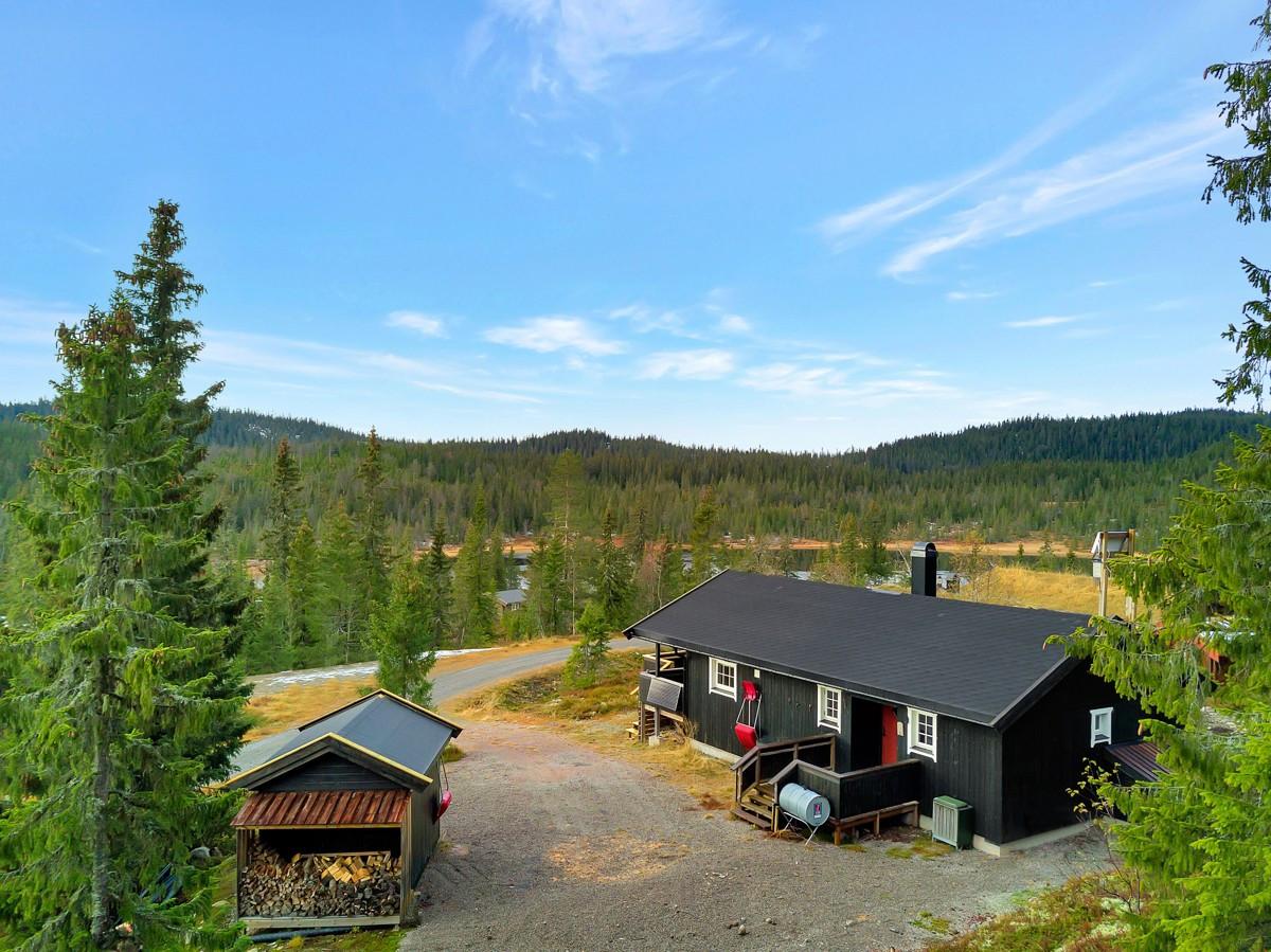 Hytte - øvre snertingdal - 950 000,- - Partners Eiendomsmegling