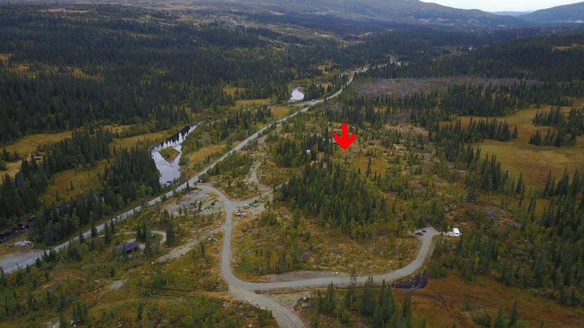 Hyttetomt - nord-torpa - 620 000,- - Partners Eiendomsmegling