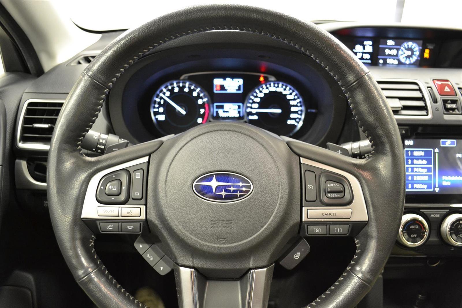 Subaru Forester Slide 10