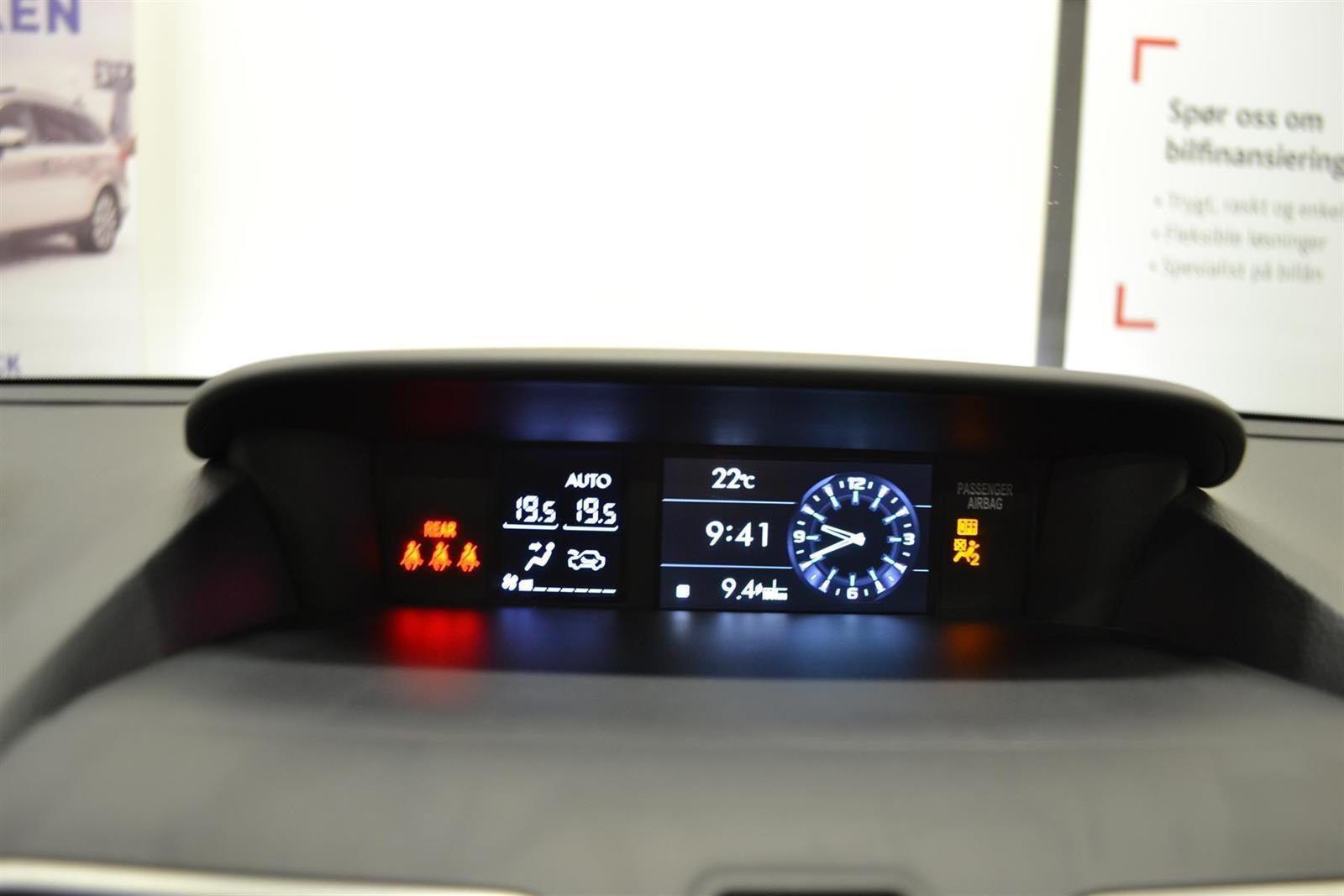 Subaru Forester Slide 14