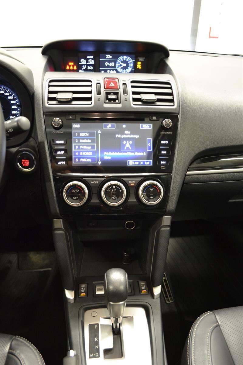 Subaru Forester Slide 11