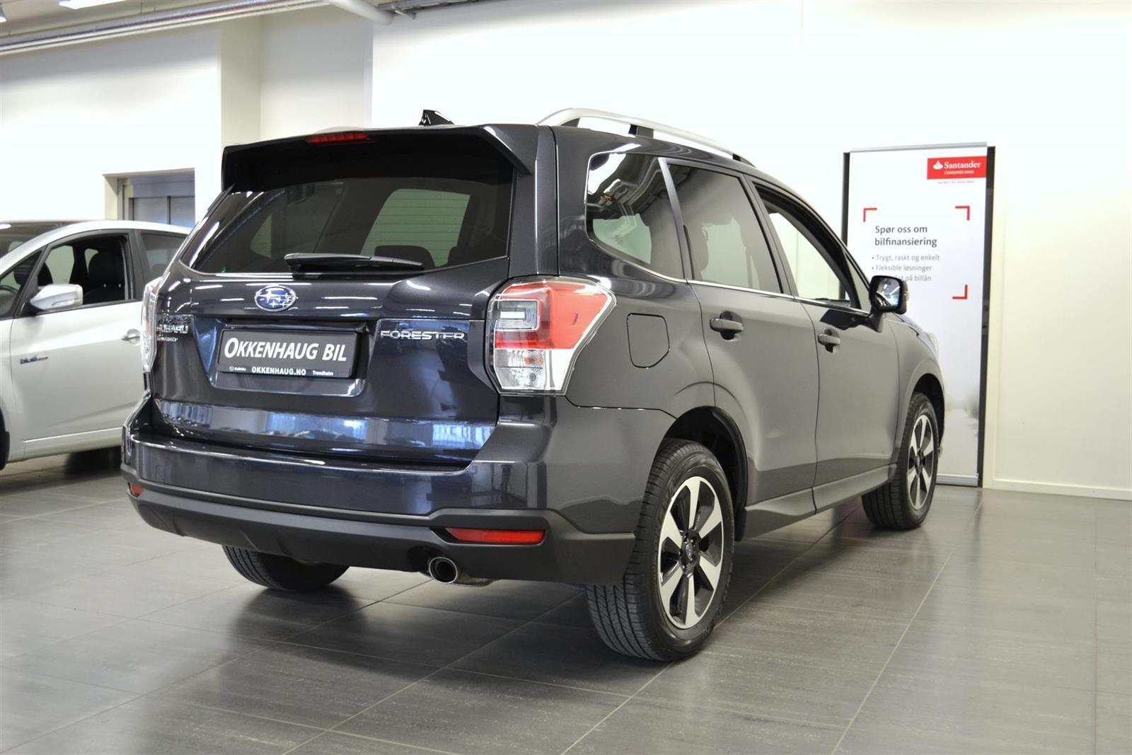 Subaru Forester Slide 5
