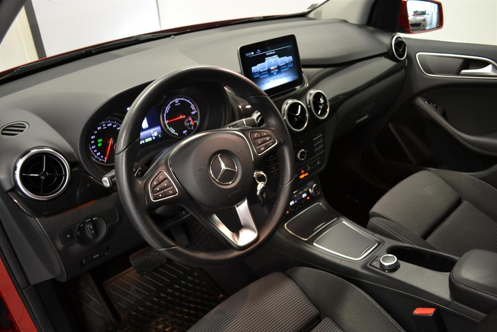 Mercedes-Benz B-Klasse Slide 7