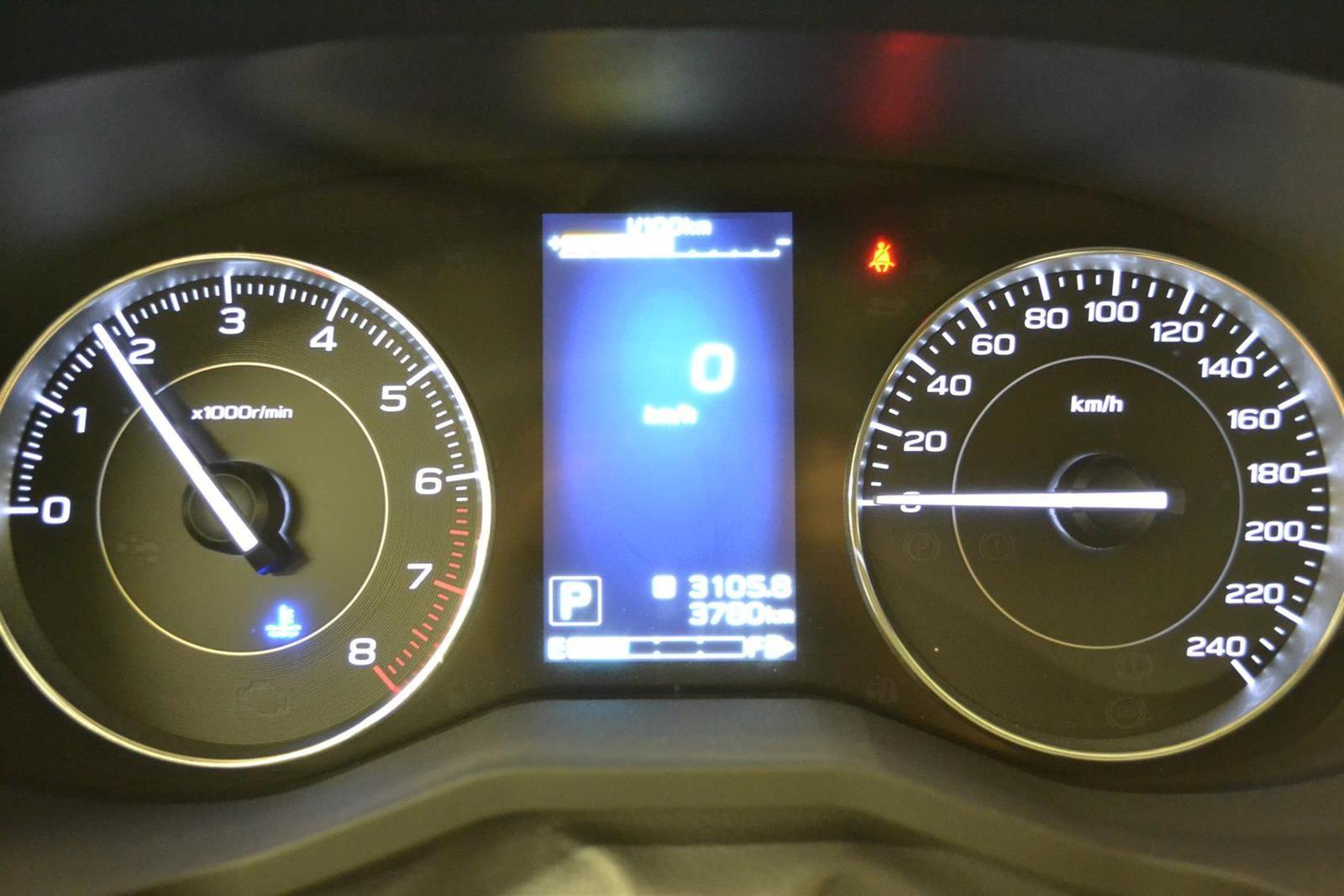 Subaru Impreza Slide 9