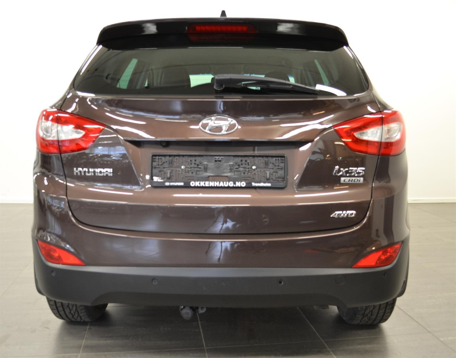 Hyundai ix35 Slide 4