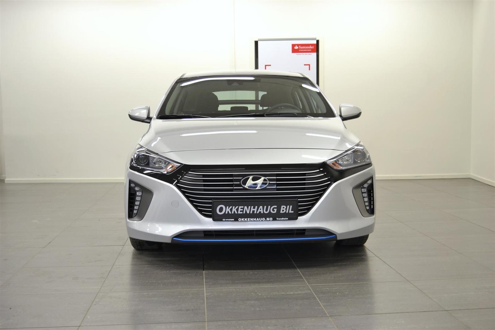Hyundai Ioniq Slide 1