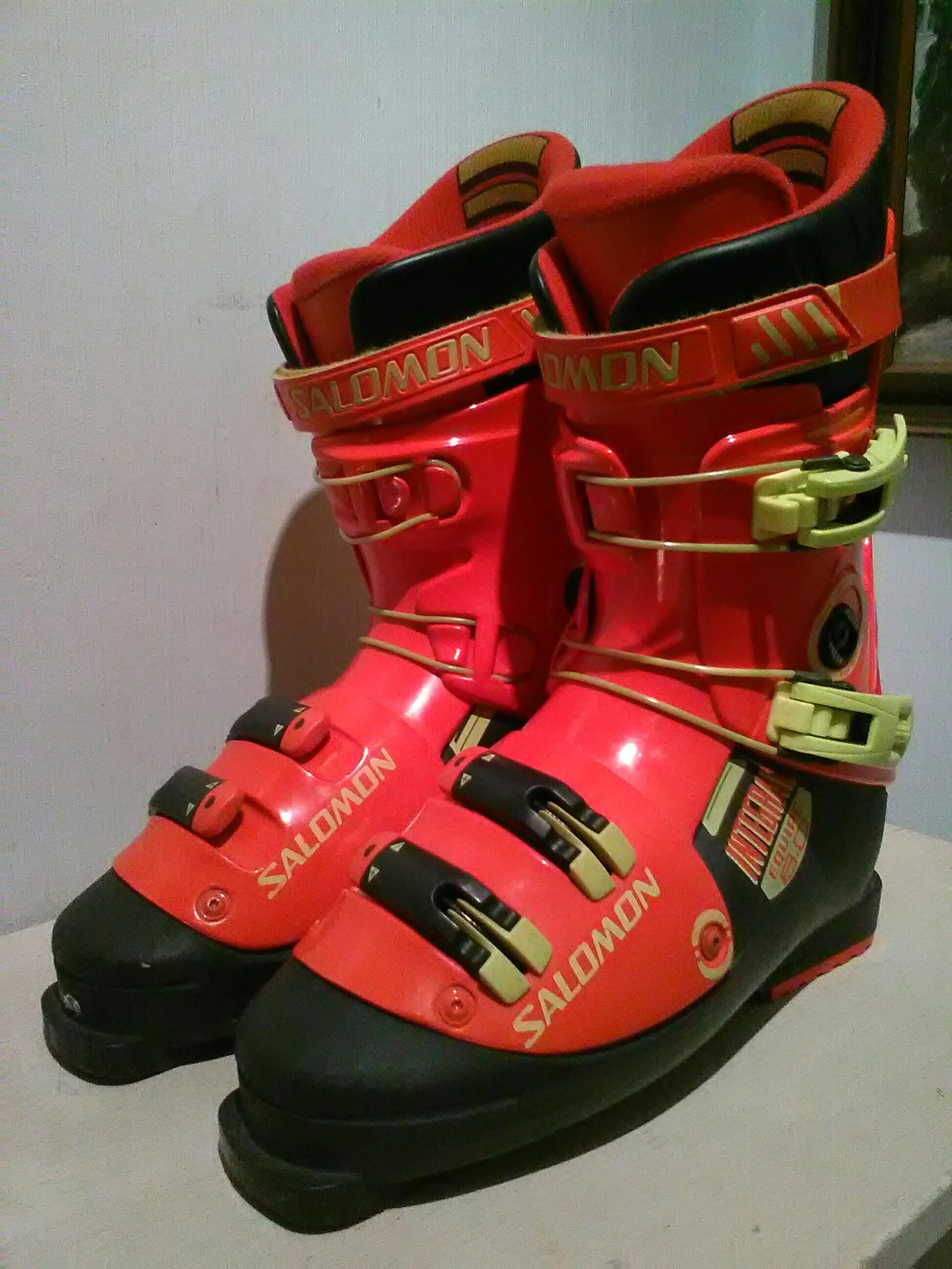 Salomon Integral Equipe 8.0 Racing alpinstøvler str. 45