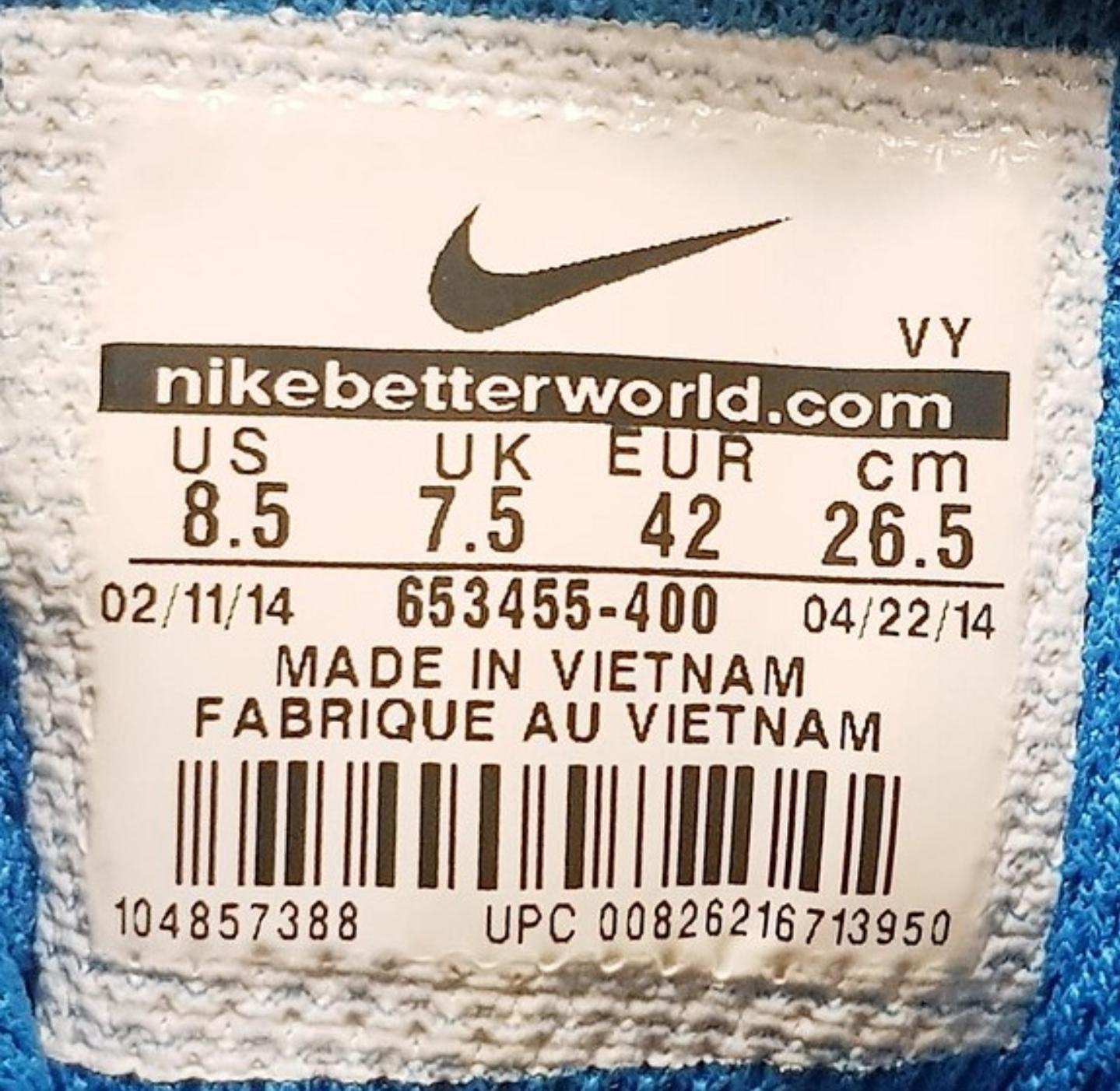 Nike Stutterstep 2 UBRUKT. Str.42 | FINN.no