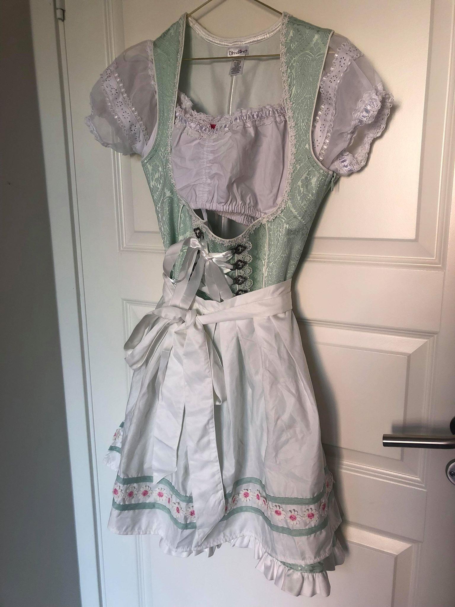 Nydelig Krüger Dirndl kjole selges str 36 | FINN.no