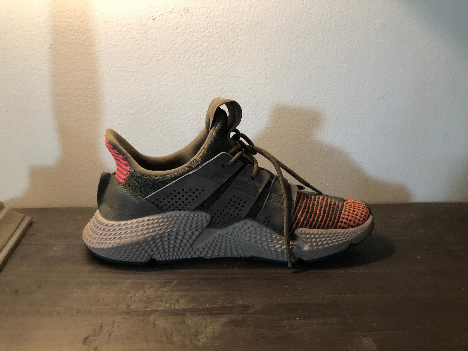 Adidas Prophere Green Sneakers | FINN.no