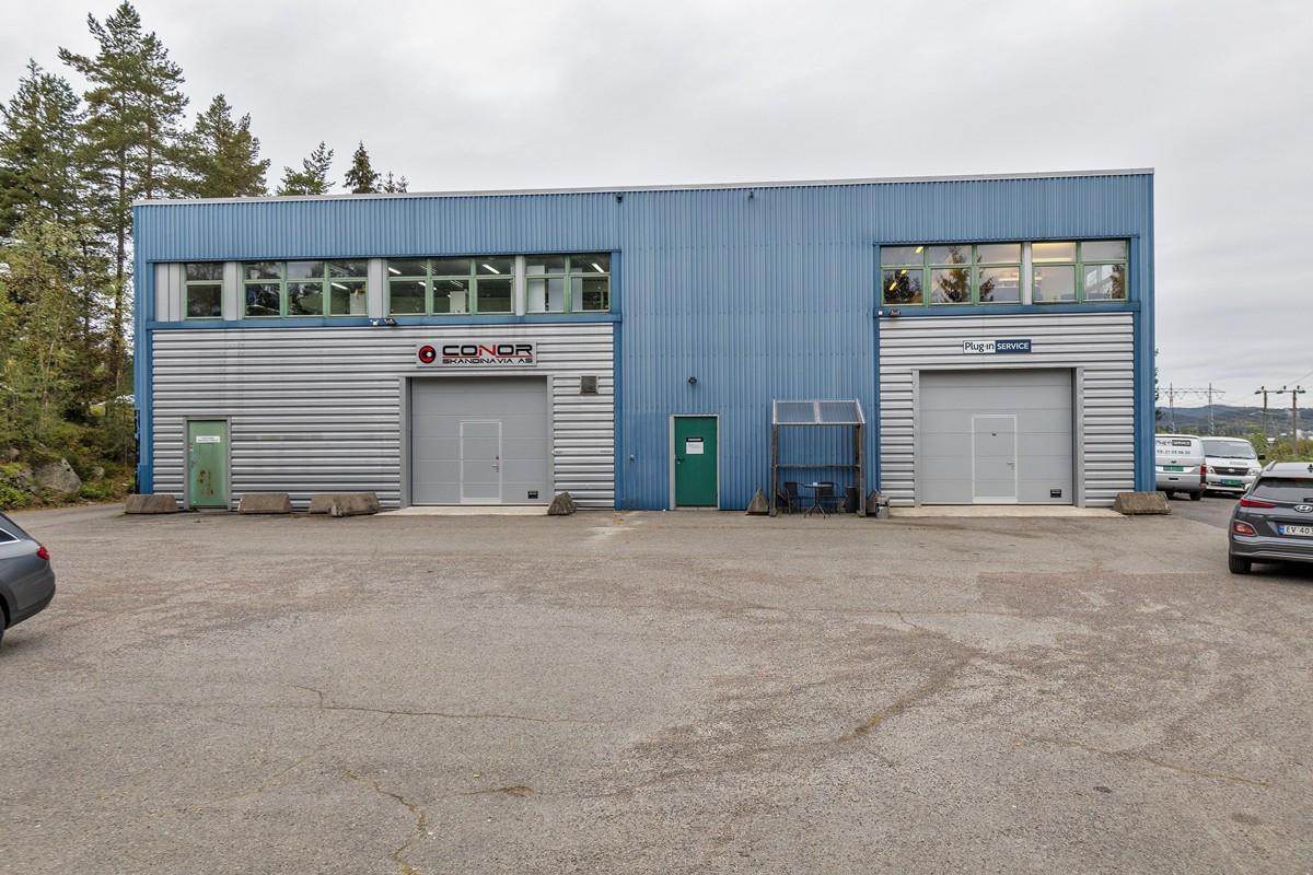 Kjøreport til lager (høyre side)