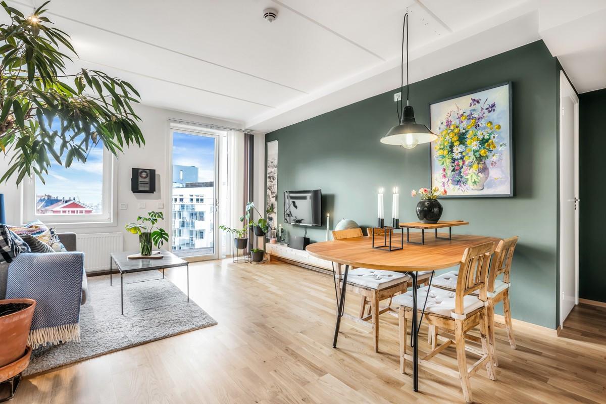 Leilighet - Gamle Oslo - oslo - 4 250 000,- - Schala & Partners