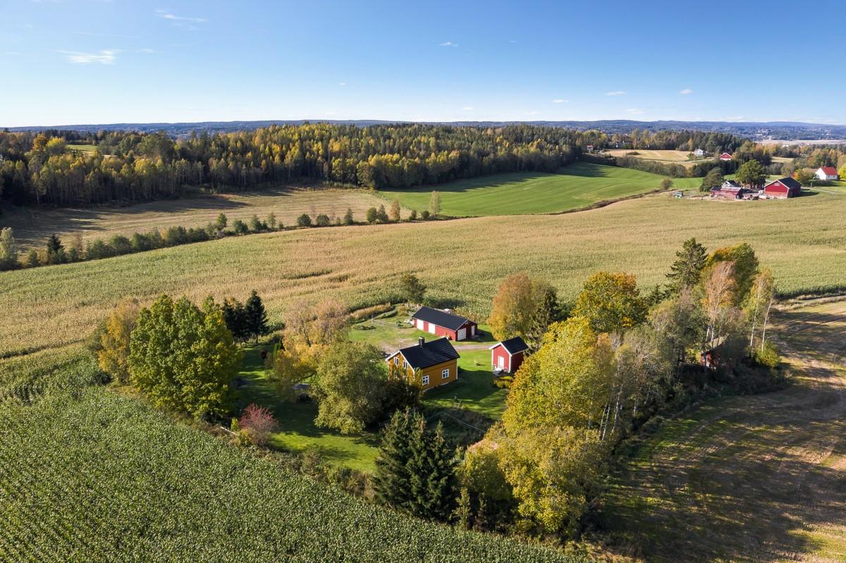 Landbrukseiendom - eidsberg - 3 300 000,- - Grimsøen & Partners