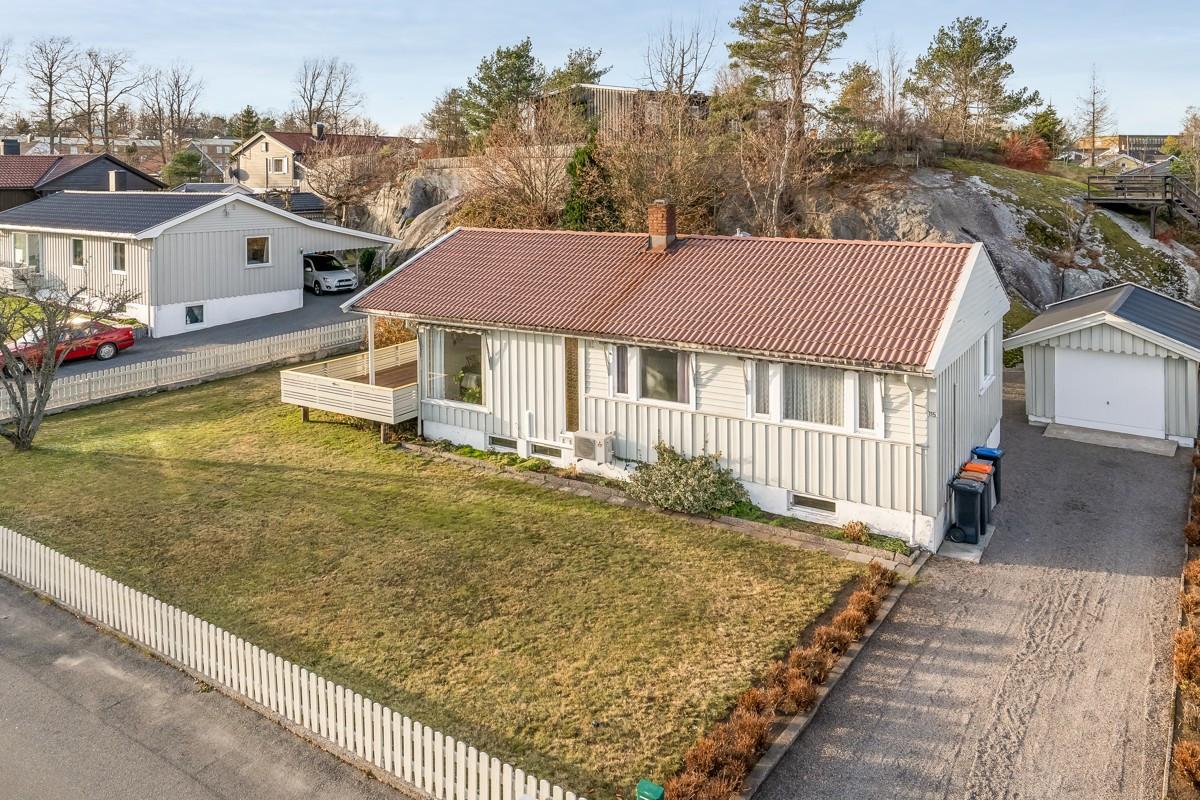 Enebolig - larvik - 2 150 000,- - Leinæs & Partners