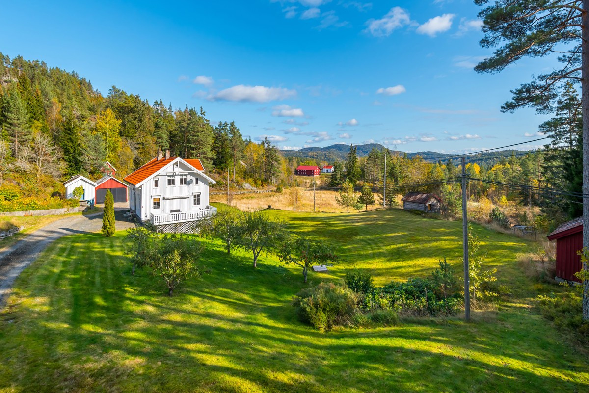 Landbrukseiendom - froland - 4 980 000,- - Meglerhuset & Partners