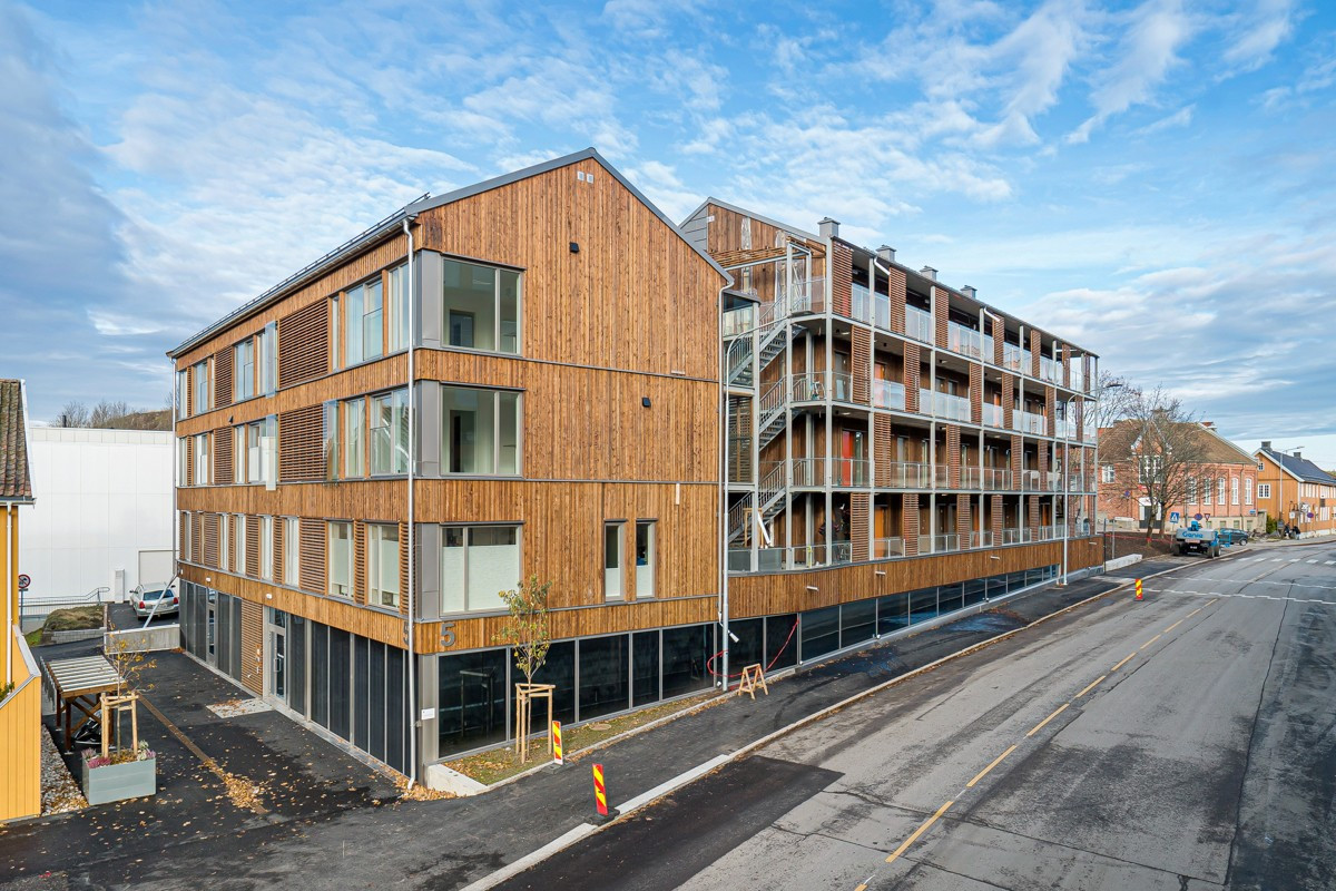 Leilighet - tønsberg - 2 095 000 til 2 850 000,- - Bakke Sørvik & Partners