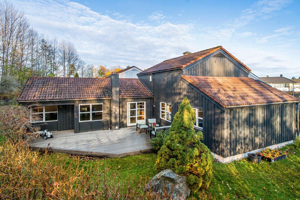 Enebolig - tolvsrød - 4 450 000,- - Bakke Sørvik & Partners