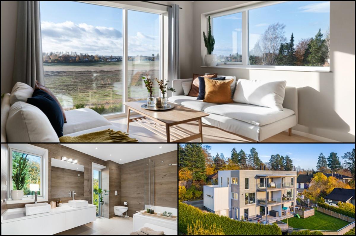 Enebolig - tønsberg - 5 090 000,- - Bakke Sørvik & Partners