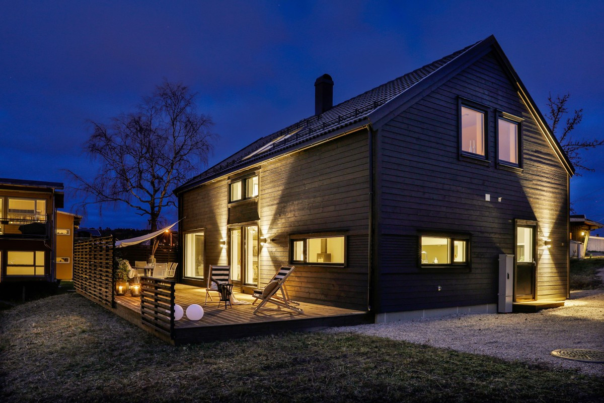 Enebolig - borgenhaugen - 3 890 000,- - Grimsøen & Partners