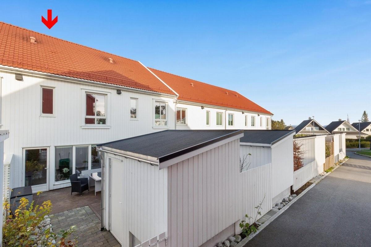 Rekkehus - sandnes - 2 700 000,- - Huus & Partners