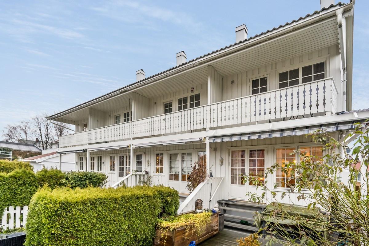 Rekkehus - stavern - 2 150 000,- - Leinæs & Partners