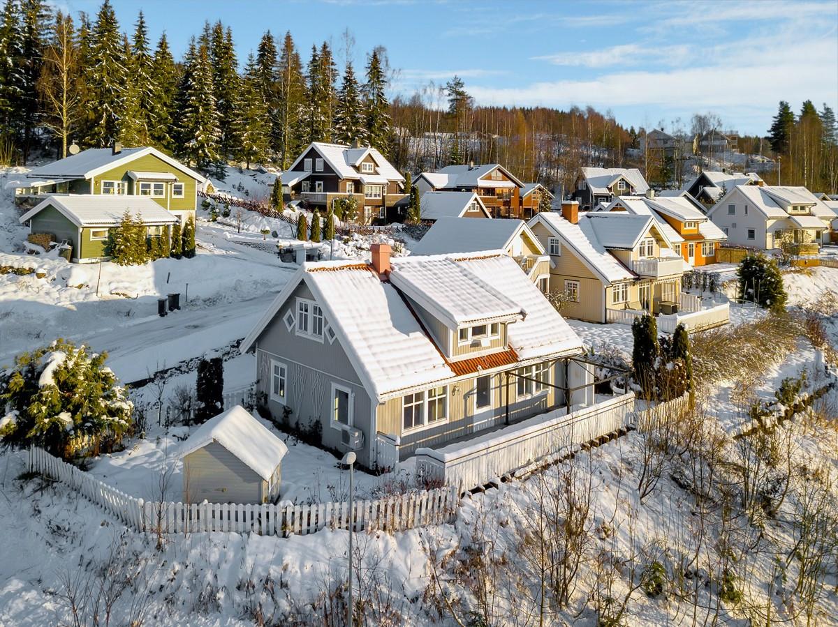 Enebolig - hunndalen - 2 990 000,- - Partners Eiendomsmegling
