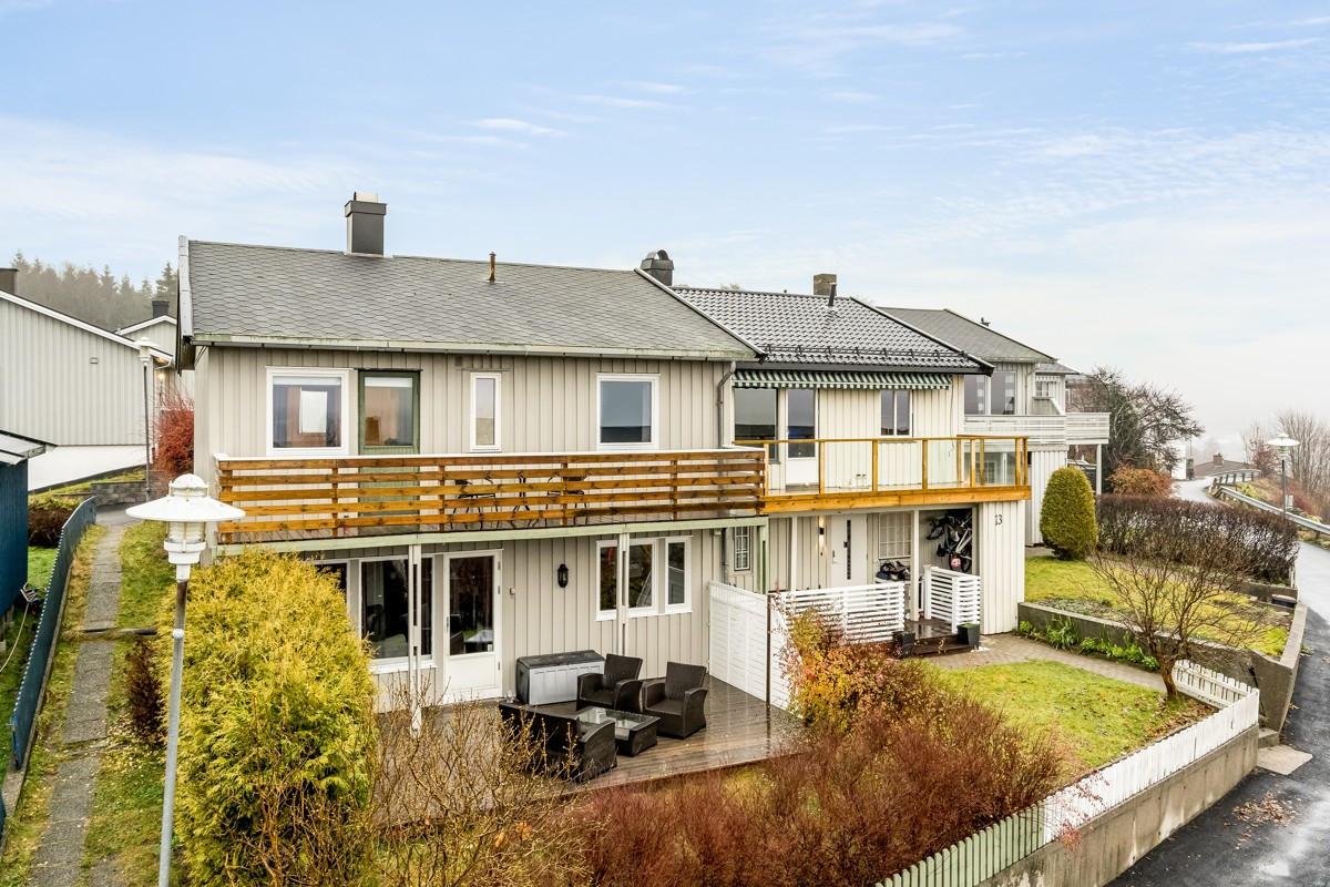 Enebolig - larvik - 2 490 000,- - Leinæs & Partners