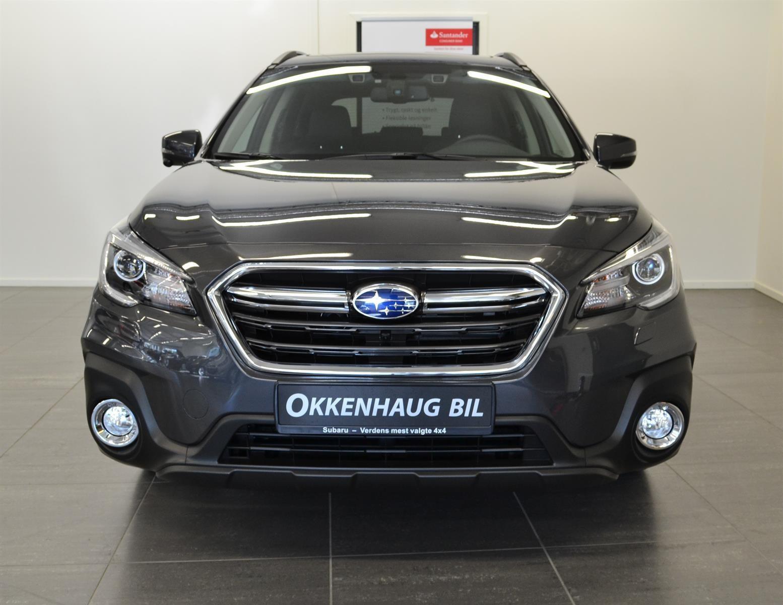 Subaru Outback Slide 1