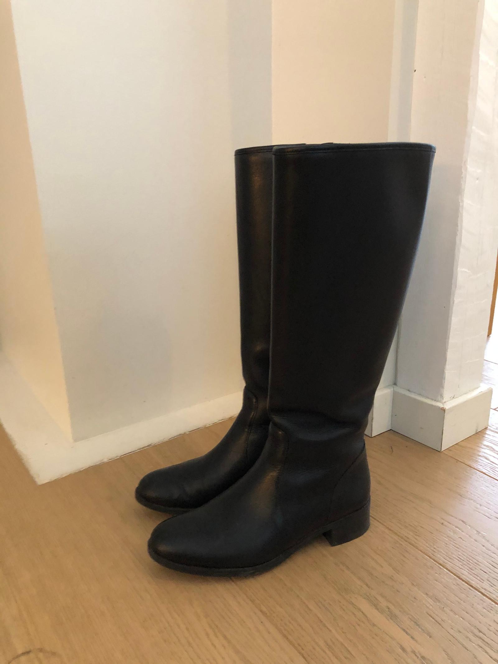 Støvletter Dumond leather | FINN.no