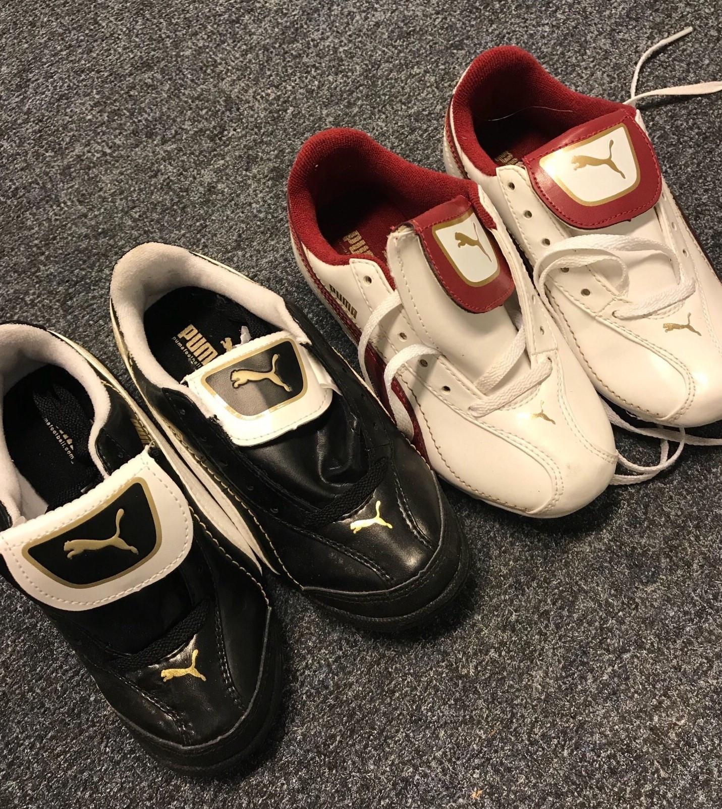Fotball sko fra Puma til Junior Str 31. | FINN.no