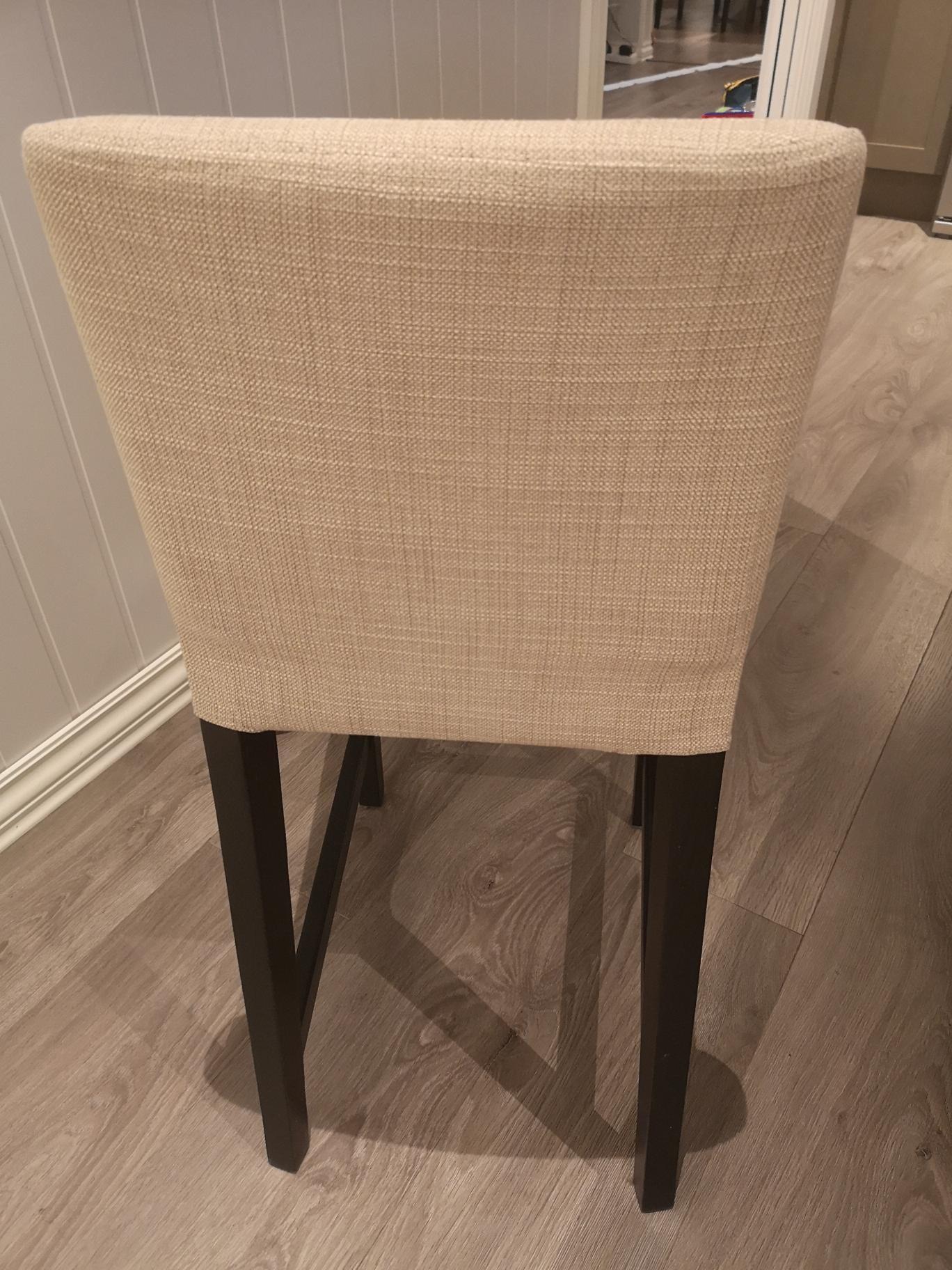 1 Henriksendal bar stoler mtrekk | FINN.no