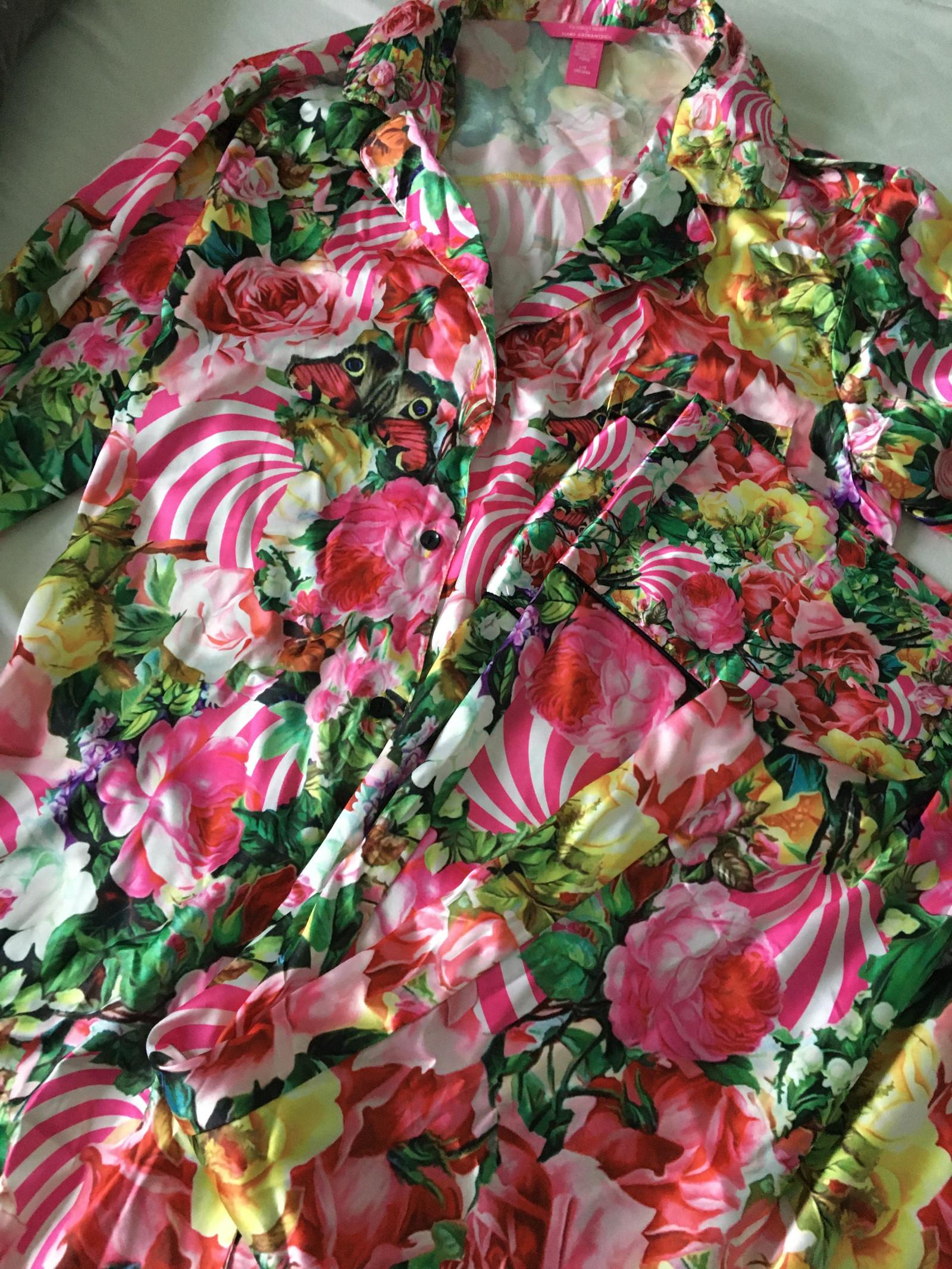 Victoria's secret silkepyjamas   FINN.no