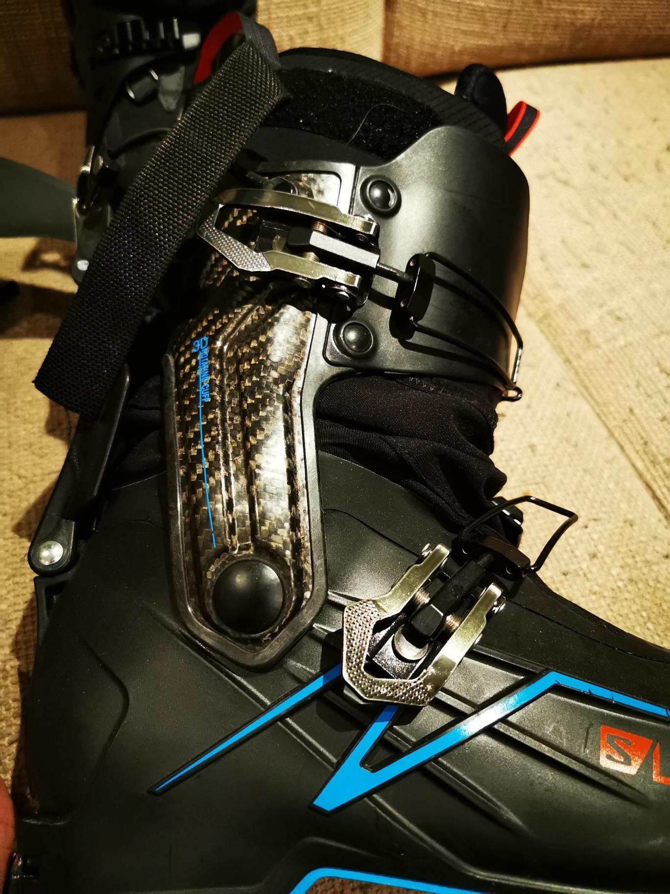 Salomon S Lab X ALP topptur støvler str 26.5 | FINN.no