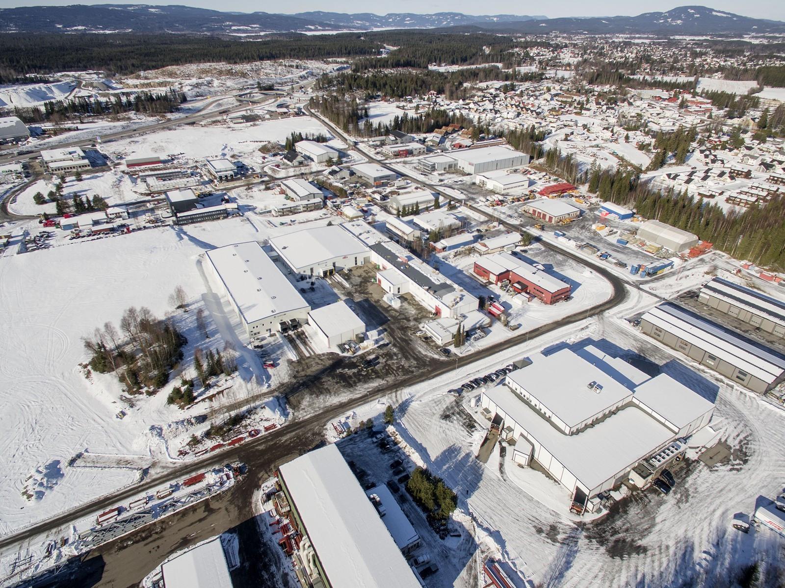 ØRN - Industrivegen 82