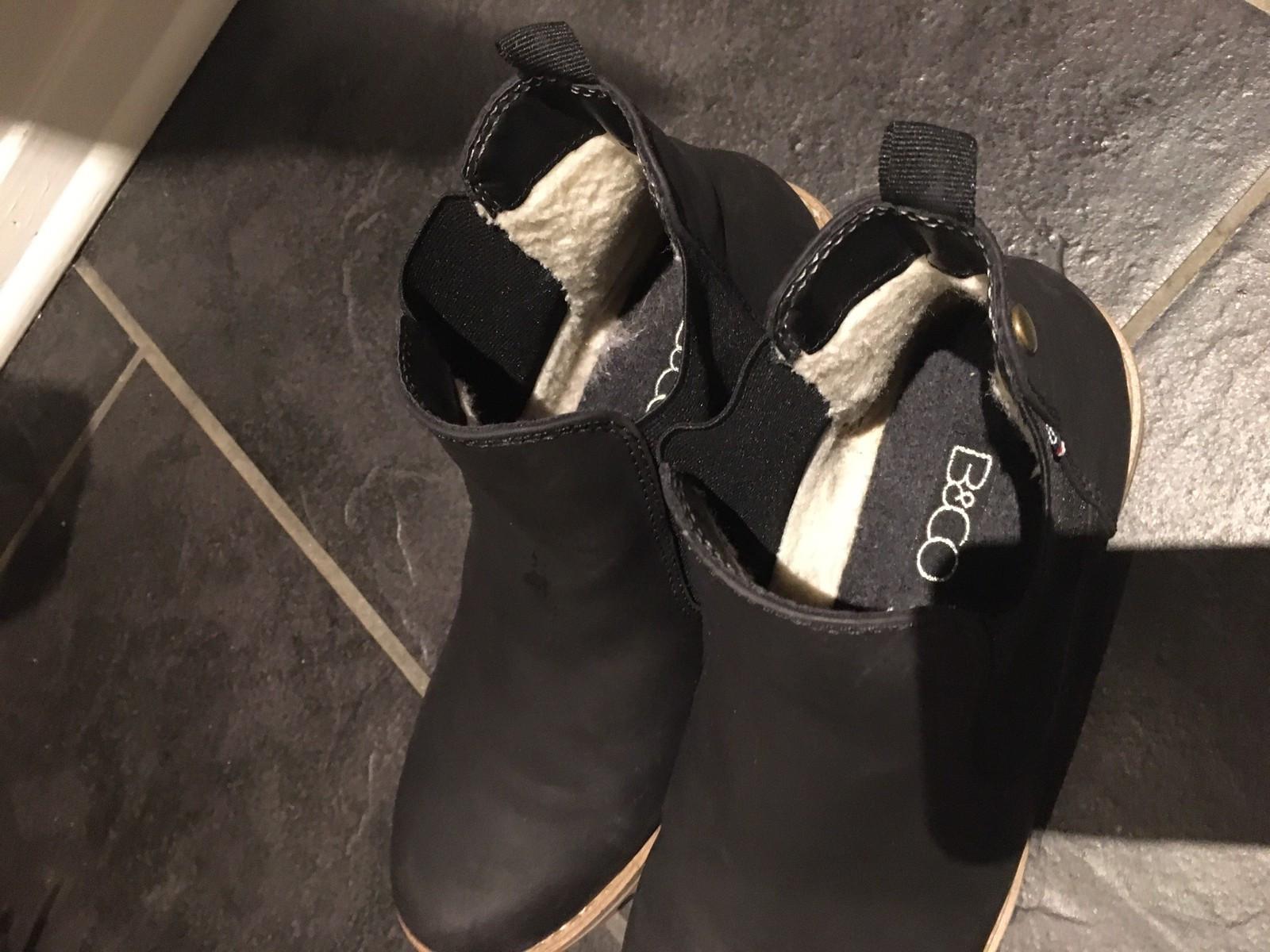 Nesten helt nye støvletter strl.38 selges | FINN.no