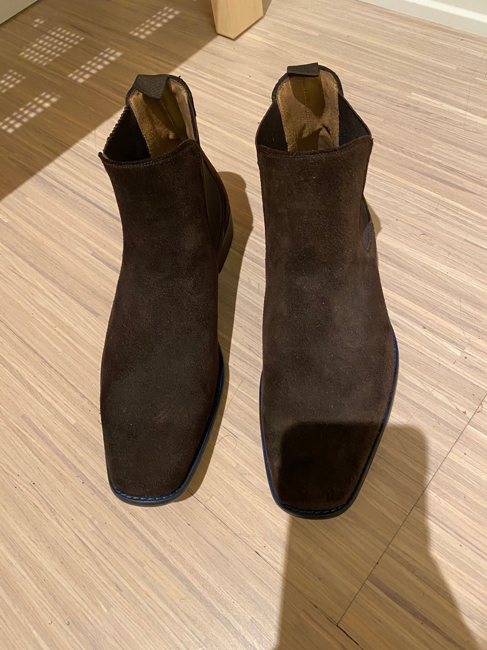 dune sko herre