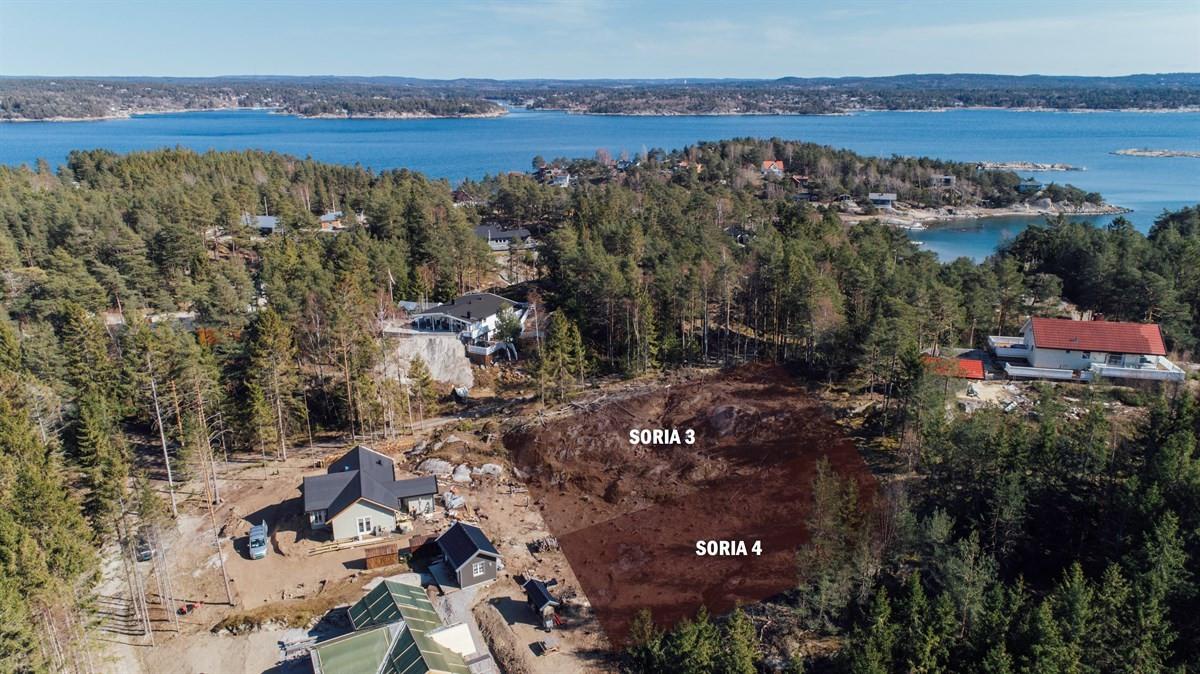 Hyttetomt - skjeberg - 1 850 000,- - Grimsøen & Partners