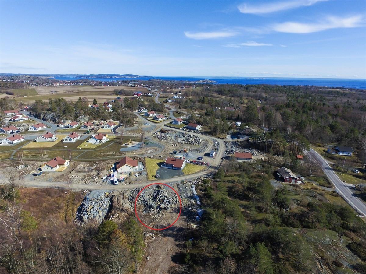 Hyttetomt - stavern - 1 590 000,- - Leinæs & Partners