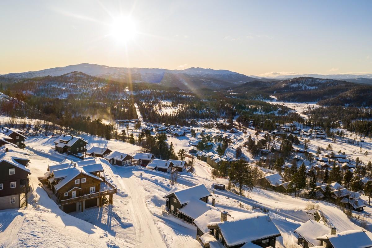 Hytte - rauland - 3 490 000,- - Leinæs & Partners