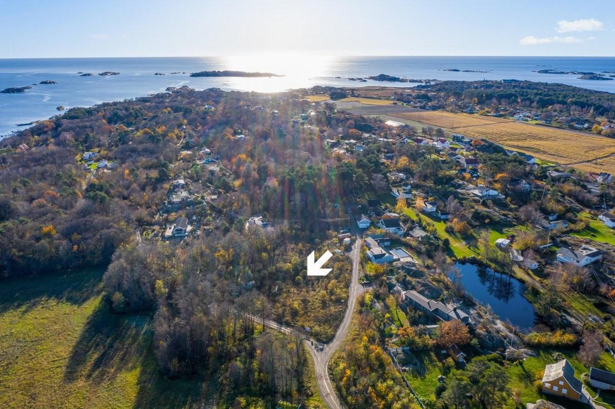 Boligtomt - hvasser - 5 750 000,- - Bakke Sørvik & Partners