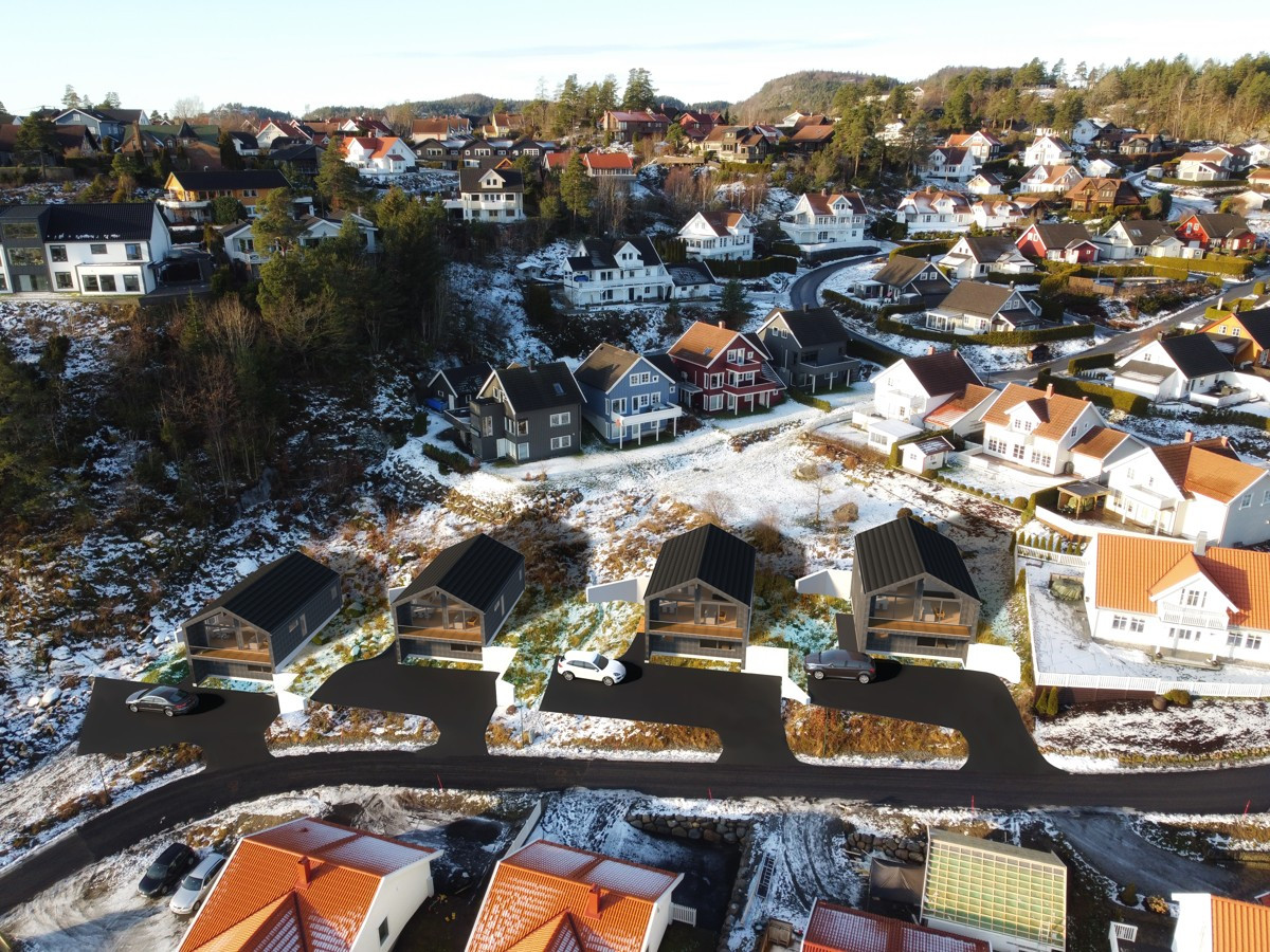 Enebolig - larvik - 3 890 000,- - Leinæs & Partners