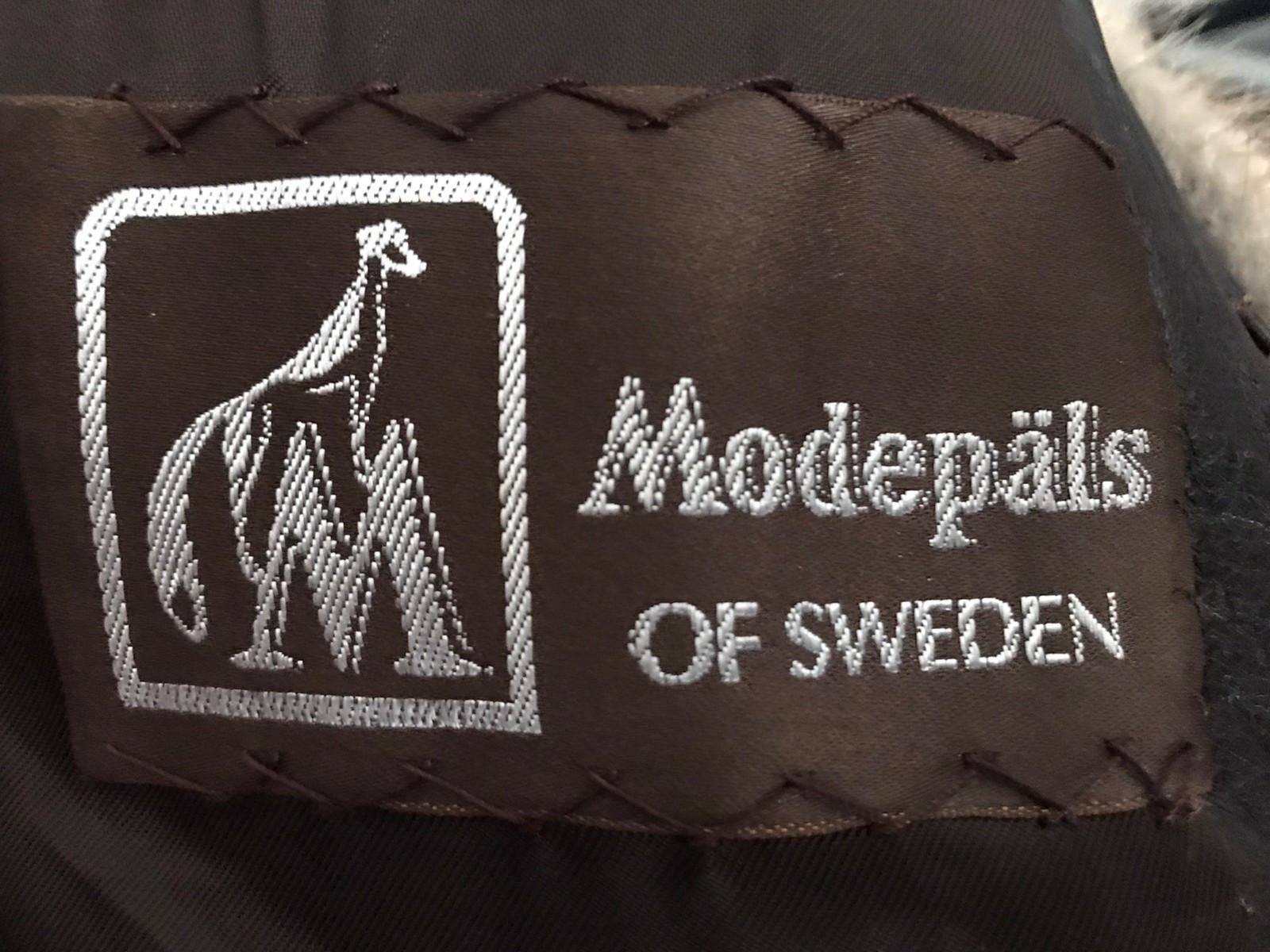 Modepäls of Sweden Vintage Mink Pels kåpe | FINN.no