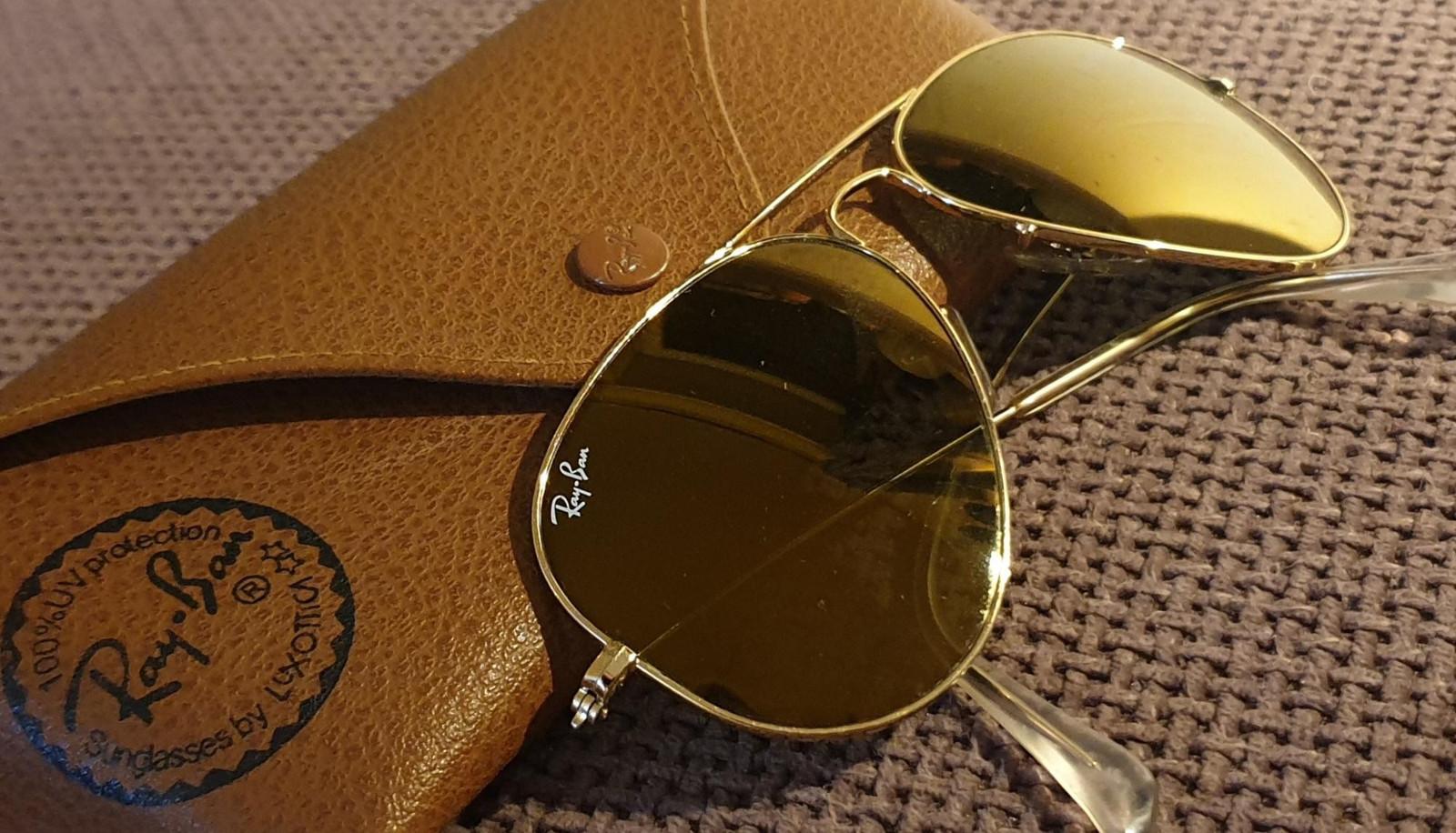 Fire forkjellige Ray Ban solbriller selger billig   FINN.no