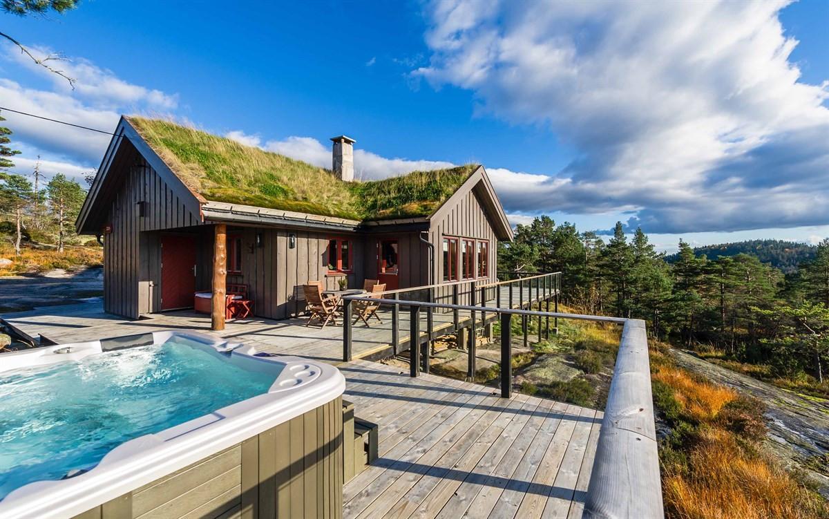 Hytte - risdal - 2 290 000,- - Meglerhuset & Partners