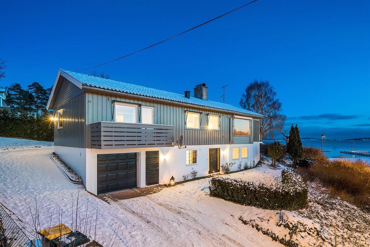 Enebolig - tønsberg - 5 190 000,- - Bakke Sørvik & Partners