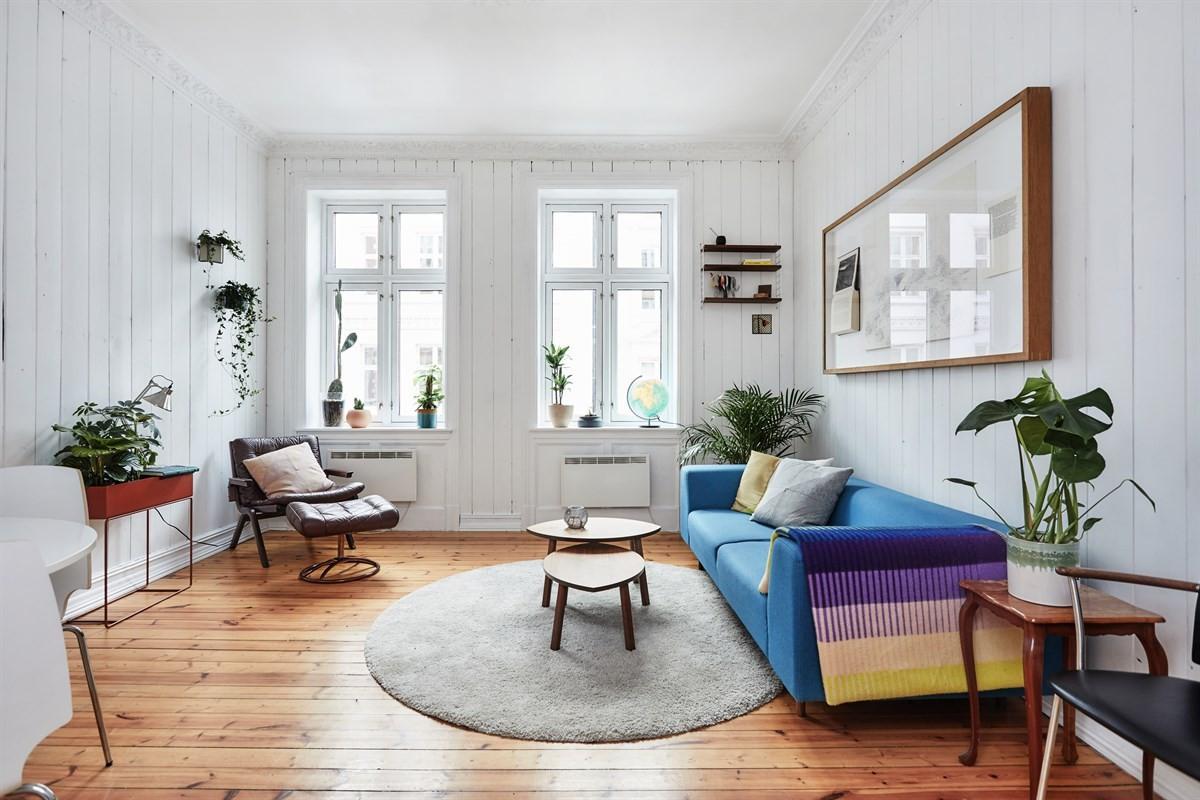 Leilighet - Fredensborg - oslo - 3 300 000,- - Schala & Partners