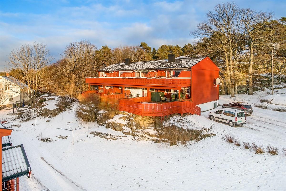 Rekkehus - tjøme - 1 790 000,- - Bakke Sørvik & Partners
