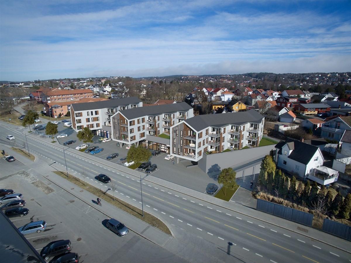 Leilighet - fredrikstad - 3 862 000 til 5 632 000,- - Møller & Partners
