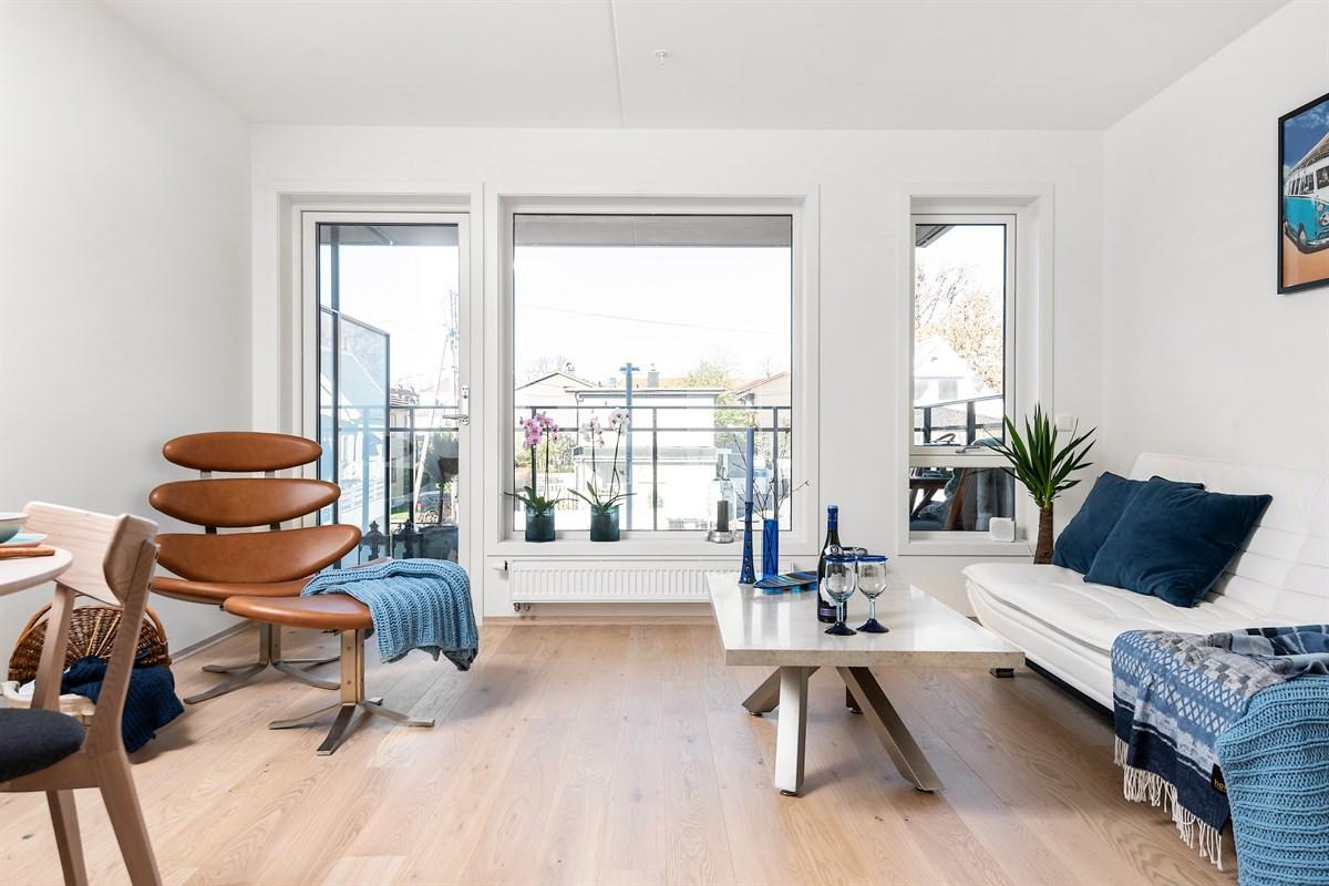 Leilighet - Ensjø / Tiedemannsfabrikken - oslo - 5 400 000,- - Schala & Partners