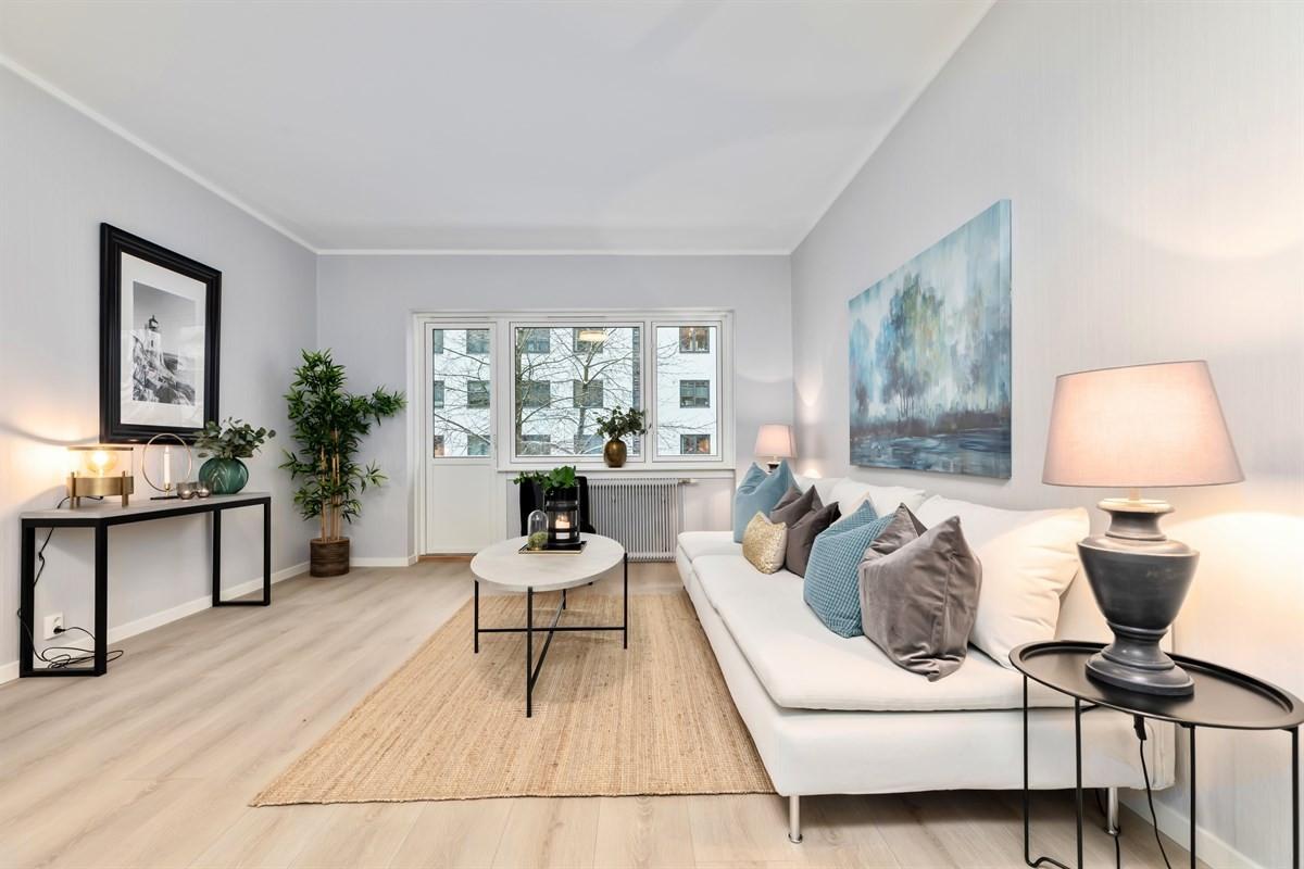 Leilighet - St. Hanshaugen - Ullevål - oslo - 5 000 000,- - Schala & Partners